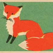 Vintage Matchbox - Animals