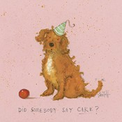 Sam Toft - Did Somebody Say Cake?