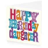 Birthday Daughter