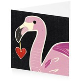 Fenella Flamingo Is In Love