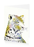 Leopard Watercolour