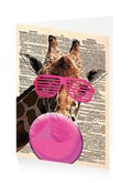 Sharona the 80's Giraffe